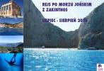 Grecja LAST MINUTE! Rejs z Zakynthos 17-24 lipca 2015